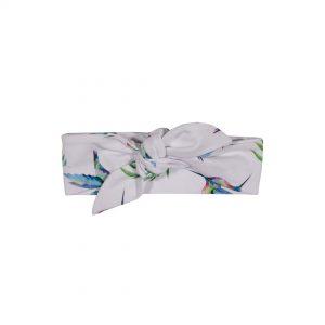 Opaska dla noworodka w kolibry - akcesoria   Kokonik.com