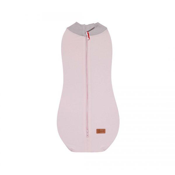 Różowy otulacz dla noworodka | Kokonik.com