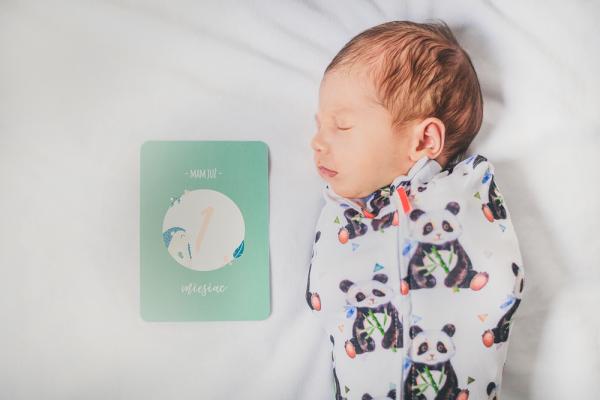 Jak uśpić niemowlaka