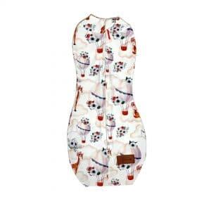 Otulacz dla noworodka, sarenki , rozm. 1: 2,5-5,5 kg | Kokonik.com